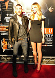Anne Vyalitsyna Photo - Adam Levine and girlfriend Anne Vyalitsyna arrive at The Black Eyed Peas pre Super Bowl party presented by Bacardi and Sports Illustrated held at Music Hall at Fair Park  The Black Eyed Peas will be performing tomorrow during the Super Bowl XLV half time show where the Pittsburgh Steelers are playing the Green Bay Packers  Dallas TX 020411