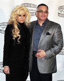 John Gotti Photo - John Gotti Jr and Victoria Gotti at the Gotti press conference at the Sheraton New York Hotel and Towers New York NY 41211