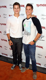 Charlie Carver Photo - Actors Max Carver and Charlie Carver attend Melanie Segals Celebrity Retreat Presented by TJMaxx in celebration of the Teen Choice Awards Los Angeles CA 080410