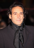 Alexandre Desplat Photo - Alexandre Desplat walks the red carpet for the UK premiere of Tom Hoopers The Kings Speech a historical drama about King George VI during the 54th BFI London Film Festival London UK 102110