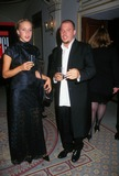 Alexander McQueen Photo - Alexander Mcqueen with Chloe Sevigny 15th Annual Night of Stars Gala at the Pierre Hotel in New York City 09-17-1998 K13349hmc Alexandermcqueenretro Photo by Henry Mcgee-Globe Photos Inc