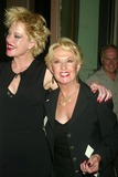 Thalia Photo - Melanie Griffith with Her Mother Tippi Hedren at a Welcome to Broadway Party For Melanie Griffith at Thalia Restaurant in New York City on July 20 2003 Photo Henry McgeeGlobe Photos Inc 2003 K31787hmc