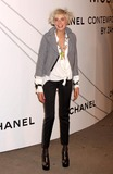 Zaha Hadid Photo - Agyness Deyn Arriving at the Opening Party For Mobile Art Chanel Contemporary Art Container by Zaha Hadid at Rumsey Playfield Central Park in New York City on 10-21-2008 Photo by Henry McgeeGlobe Photos Inc 2008