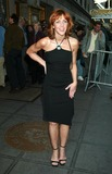 Andrea McArdle Photo - ANDREA MCARDLE ARRIVING AT THE FINAL PERFORMANCE AND CLOSING CELEBRATION FOR THE SECOND LONGEST-RUNNING SHOW IN BROADWAY HISTORY LES MISERABLES AT THE IMPERIAL THEATRE IN NEW YORK CITY ON MAY 18 2003PHOTO  HENRY MCGEEGLOBE PHOTOS INC 2003K30710HMc
