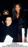 Azzedine Alaia Photo - Cfda Awards 94 Azzedine Alaia  Beverly Peele Photo by Henry McgeeGlobe Photos Inc