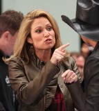 Amy Robach Photo - Amy Robach and Tim Mcgraw on Nbcs Today Show at Rockefeller Plaza in New York City on 10-23-2009 Photo by Henry Mcgee-Globe Photos Inc