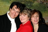 Marsha Norman Photo - Michael Mayer Brenda Blethyn and Marsha Norman Arriving at the Opening Night Party For Night Mother at Tavern on the Green in New York City on November 14 2004 Photo by Henry McgeeGlobe Photos Inc 2004