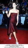 Kristin Scott Thomas Photo -  Random Hearts Prem at Sony Lincoln Square Theatre NYC 10031999 Kristein Scott Thomas Photo by Henry McgeeGlobe Photosinc