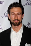 Aaron Lazar Photo - Aaron Lazar Arriving at the Opening Night Party For the Broadway Revival of a Little Night Music at Tavern on the Green in New York City on 12-13-2009 Photo by Henry Mcgee-Globe Photos Inc 2009