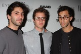 Ariel Schulman Photo - New York NY 03-09-2011Yaniv (Nev) Schulman Henry Joost and Ariel Schulman at a special screening of Focus Features JANE EYRE at Tribeca Grand Hotel Screening RoomPhoto by Lane EriccsonPHOTOlinknet