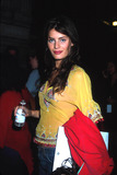 Isabeli Fontana Photo -  Fashion Week2003 New York - Matthew Williamson Spring Collection at Celeste Bartos New York Public Library New York City 09202002 Photo by Henry McgeeGlobe Photos Inc 2002 Isabella Fontana
