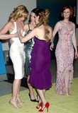 Kristin Davis Photo - Kim Cattrall Kristin Davis Sarah Jessica Parker and Cynthia Nixon at the 6th Season Premiere of Sex and the City at American Museum of Natural History in New York City on June 18 2003 Photo Henry McgeeGlobe Photos Inc 2003