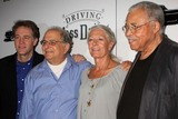 Alfred Uhry Photo - BOYD GAINES playwright ALFRED UHRY VANESSA REDGRAVE and JAMES EARL JONES attend a panel discussion at Roundabout Rehearsal Studios in New York City with the cast and creative team of Driving Miss Daisy as they prepare to open on Broadway on September 29 2010  Photo by Henry McGee-Globe Photos Inc 2010K66027Hmc