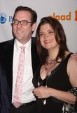 ALEX GUARNASCHELLI Photo - Ted Allen and Chef Alexandra Alex Guarnaschelli From the Food Network Arriving at the 22nd Annual Glaad Media Awards at the Marriott Marquis in New York City on 03-19-2011 photo by Henry Mcgee-globe Photos Inc 2011