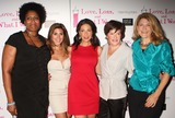 Stacy London Photo - Nancy Giles Jamie-lynn Sigler Stacy London Helen Carey and Victoria Clark Arriving at a Party For the New Cast of Off Broadways Love Loss and What I Wore at 44 12 in New York City on 09-02-2010 Photo by Henry Mcgee-Globe Photos Inc 2010