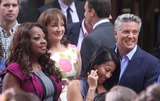 Nancy Snyderman Photo - Star Jones Dr Nancy Snyderman and Donny Deutsch on Nbcs Today Show Toyota Concert Series at Rockefeller Plaza in New York City on 08-23-2012 Photo by Henry Mcgee-Globe Photos Inc 2012