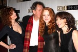 Andrea Martin Photo - Susan Sarandon Geoffrey Rush Lauren Ambrose and Andrea Martin Arriving at the Opening Night Party For Exit the King at Sardis in New York City on March 26 2009 Photo by Henry Mcgee-Globe Photos Inc 2009