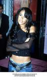 Aaliyah Photo - Aaliyah Signing Copies of Her New Cd Aaliyah at Fye Rock Plaza NYC 071701 Photo by Henry McgeeGlobe Photos Inc