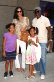 Aoki Lee Photo - Kimora Lee Simmons Djimon Hounson and Daughters Aoki Lee Simmons and Ming Lee Simmons Arriving at the Matinee Performance of Shrek the Musical at the Broadway Theatre in New York City on 08-15-2009 Photo by Henry Mcgee-Globe Photos Inc 2009