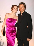 Irina Dvorovenko Photo - Irina Dvorovenko and Maxim Beloserkovsky Arriving at Party to Celebrate Trump International Hotel  Tower Dubai at the Park Avenue Plaza in New York City on 06-23-2008 Photo by Henry McgeeGlobe Photos Inc 2008