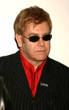 Elton John Photo - Elton John at the Opening Reception of Andy Warhol Late Paintings and Helmut Newton Photographs at Gagosian Gallery Beverly Hills California 02262004 Photo by Henry McgeeGlobe Photos Inc