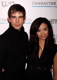 Anel Lopez Photo - Christopher Gorham and Wife Anel Lopez Gorham Arriving at the USA Networks Character Approved Awards Cocktail Reception at Iac Building in New York City on 02-25-2010 Photo by Henry Mcgee-Globe Photos Inc 2010