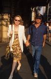 Amy Madigan Photo - Ed Harris with Amy Madigan 1992 L8651hmc Photo by Henry Mcgee-Globe Photos Inc