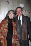 Ethel Barrymore Photo - New York City  17th March 2011Jim Dale wife Julia at opening night of Arcadia on Broadway at the Ethel Barrymore TheatrePhoto by Adam Nemser-PHOTOlinknet