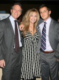 Adolescents Photo - NYC  030708Harry Sitomer and his parentsTEEN EFFORT annual fundraiser for the Mount Sinai Adolescent Health Center at the Mandarin Oriental HotelDigital Photo by Adam Nemser-PHOTOlinknet