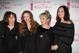 Didi Conn Photo - NYC  030410New cast members Didi Conn Natasha Lyonne Carol Kane and Fran Drescher at the after party for the new cast of Off-Broadways Love Loss and What I Wore at MarseilleDigital Photo by Adam Nemser-PHOTOlinknet