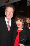 Andrea Martin Photo - NYC  051709Geoffrey Rush and Andrea Martinat the 54th Annual Drama Desk Awards FH LaGuardia High School Concert HallDigital Photo by Adam Nemser-PHOTOlinknet