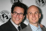 ATC Photo - NYC  043007Director Michael Mayer and playwright Keith Bunin (ATCs upcoming musical 10 million Miles) at the Atlantic Theater Company SPRING GALA saluting Mary Steenburgen and Ted Danson at the Rainbow RoomDigital Photo by Adam Nemser-PHOTOlinknet
