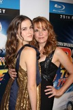Lea Thompson Photo - NYC  102510Lea Thompson and daughter Zoey Deutch (15 years old) at the worldwide launch event celebrating the 25th Anniversary of the Back to the Future Trilogy and the Blu-ray and DVD release at GuastavinosPhoto by Adam Nemser-PHOTOlinknet