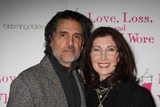 Chris Sarandon Photo - NYC  020410New cast member Joanna Gleason and husband Chris Sarandon at the opening night party for Love Loss and What I Wore at Marseille restaurantDigital Photo by Adam Nemser-PHOTOlinknet