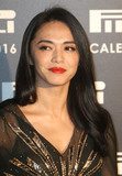 Annie Leibovitz Photo - November 30 2015 - Yao Chen attending Gala Evening To Celebrate The Pirelli Calendar 2016 By Annie Leibovitz at The Roundhouse in Camden London UK