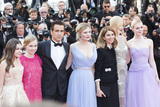 Sofia Coppola Photo - CANNES FRANCE - MAY 24 (R-L) Angourie Rice Colin Farrell Nicole Kidman director Sofia Coppola Kirsten Dunst Elle Fanning Addison Riecke and Youree Henley attend the The Beguiled screening during the 70th annual Cannes Film Festival at Palais des Festivals on May 24 2017 in Cannes France(Photo by Laurent KoffelImageCollectcom)