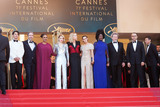 Chang Chen Photo - CANNES FRANCE - MAY 19 (L-R) Jury members Chang Chen Denis Villeneuve Ava DuVernay Lea Seydoux Jury president Cate Blanchett Jury members Kristen Stewart Khadja Nin Robert Guediguian and Andrey Zvyagintsev attend the Closing Ceremony  screening of The Man Who Killed Don Quixote during the 71st annual Cannes Film Festival at Palais des Festivals on May 19 2018 in Cannes France(Photo by Laurent KoffelImageCollectcom)