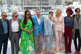 Andrey Zvyagintsev Photo - CANNES FRANCE - MAY 8 (L-R) Jury members Andrey Zvyagintsev Ava DuVernay Denis Villeneuve Kristen Stewart jury head Cate Blanchettt Khadja Nin and Chang Chen attends the Jury photocall during the 71st annual Cannes Film Festival at Palais des Festivals on May 8 2018 in Cannes France (Photo by Laurent KoffelImageCollectcom)