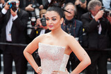 Aishwarya Rai Photo - CANNES FRANCE - MAY 13 Aishwarya Rai attends the screening of Sink Or Swim (Le Grand Bain) during the 71st annual Cannes Film Festival at Palais des Festivals on May 13 2018 in Cannes France(Photo by Laurent KoffelImageCollectcom)
