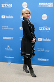 Ally Sereda Photo - PARK CITY UT - JAN 26 Actress Ally Sereda attends the Extremely Wicked Shockingly Evil and Vile premiere on January 26 2019 at Eccles Theater during the 2019 Sundance Film Festival in Park City Utah