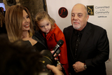 Billy Joel Photo - WESTBURY NY - NOV 8 (L-R) Alexis Roderick Della Rose Joel and Billy Joel attend the 2018 Long Island Music Hall of Fame induction ceremony at The Space at Westbury on November 8 2018 in Westbury New York
