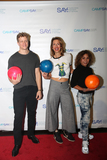 Daphne Rubin-Vega Photo - NEW YORK - NOV 11 (L-R) Jeremy Hays Alysia Reiner and Daphne Rubin-Vega attend the 8th Annual Paul Rudd All-Star Benefit for SAY at Lucky Strike Lanes on November 11 2019 in New York City