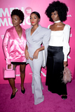 Alex Bell Photo - NEW YORK - DEC 6 (L-R) Isis Valentino Janelle Monae and Alexe Belle attend Billboards 13th Annual Women in Music event on December 6 2018 at Pier 36 in New York City