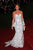 Aerin Lauder Photo - May 5 2014 New York CityAerin Lauder arriving at the Charles James Beyond Fashion Costume Institute Gala at the Metropolitan Museum of Art on May 5 2014 in New York City