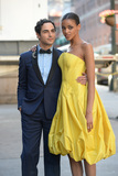 Aya Jones Photo - June 9 2016  New York CityAya Jones and Zac Posen attending the 7th Annual amfAR Inspiration Gala at Skylight at Moynihan Station on  on June 9 2016 in New York CityCredit Kristin CallahanACE PicturesTel 646 769 0430