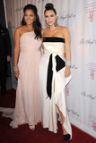 Anthony Kim Photo - La La Vazquez Anthony and Kim Kardashian attend the 2011 Angel Ball To Benefit Gabrielles Angel Foundation at Cipriani Wall Street on October 17 2011 in New York City