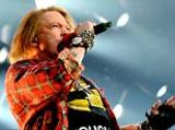 ACDC Photo - MANCHESTER ENGLAND - JUNE 09  Axl Rose of ACDC performs at Etihad Stadium on June 9 2016 in Manchester England  (Photo by Shirlaine ForrestWireImage)