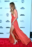 Nina Agdal Photo - August 28 2016 New York CityNina Agdal arriving at the Sports Illustrated Swimsuit Summer of Swim Fan Concert at Coney Island Beach and Boardwalk on August 28 2016 in Brooklyn New YorkBy Line Curtis MeansACE PicturesACE Pictures IncTel 6467670430