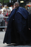 Andre Leon Talley Photo - May 2 2014 New York CityAndr Leon Talley attending a memorial service for L Wren Scott at St Bartholomews Church in New York City on May 2 2014