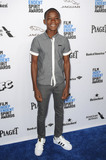 Abraham Attah Photo - January 9 2016 New York CityAbraham Attah arriving at the 2016 Film Independent Filmmaker Grant and Spirit Award Nominees Brunch at BOA Steakhouse on January 9 2016 in West Hollywood California By Line Peter WestACE PicturesACE Pictures Inctel 646 769 0430